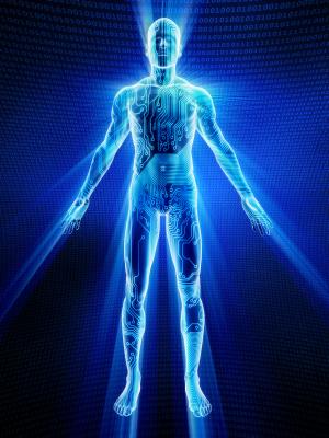 kompjuter në trupin e njeriut