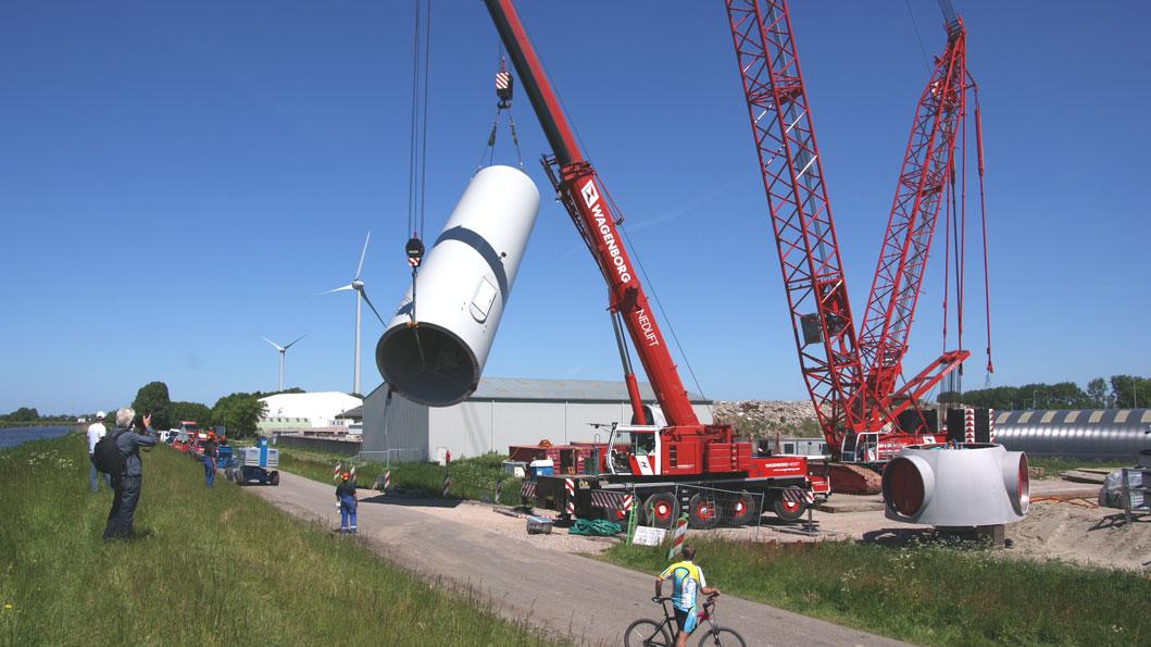 pembinaan kincir angin