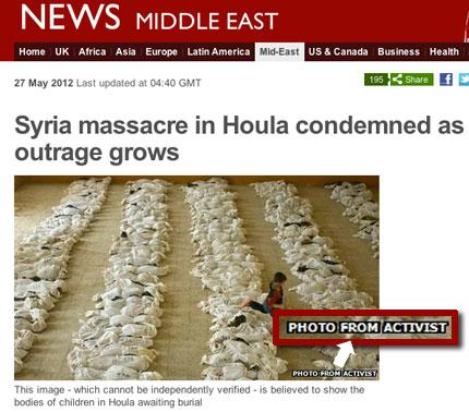 syrianmassacre