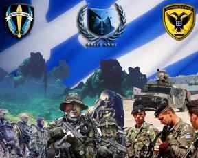 griekse special forces